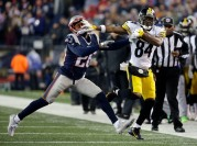 Antonio Brown,Logan Ryan