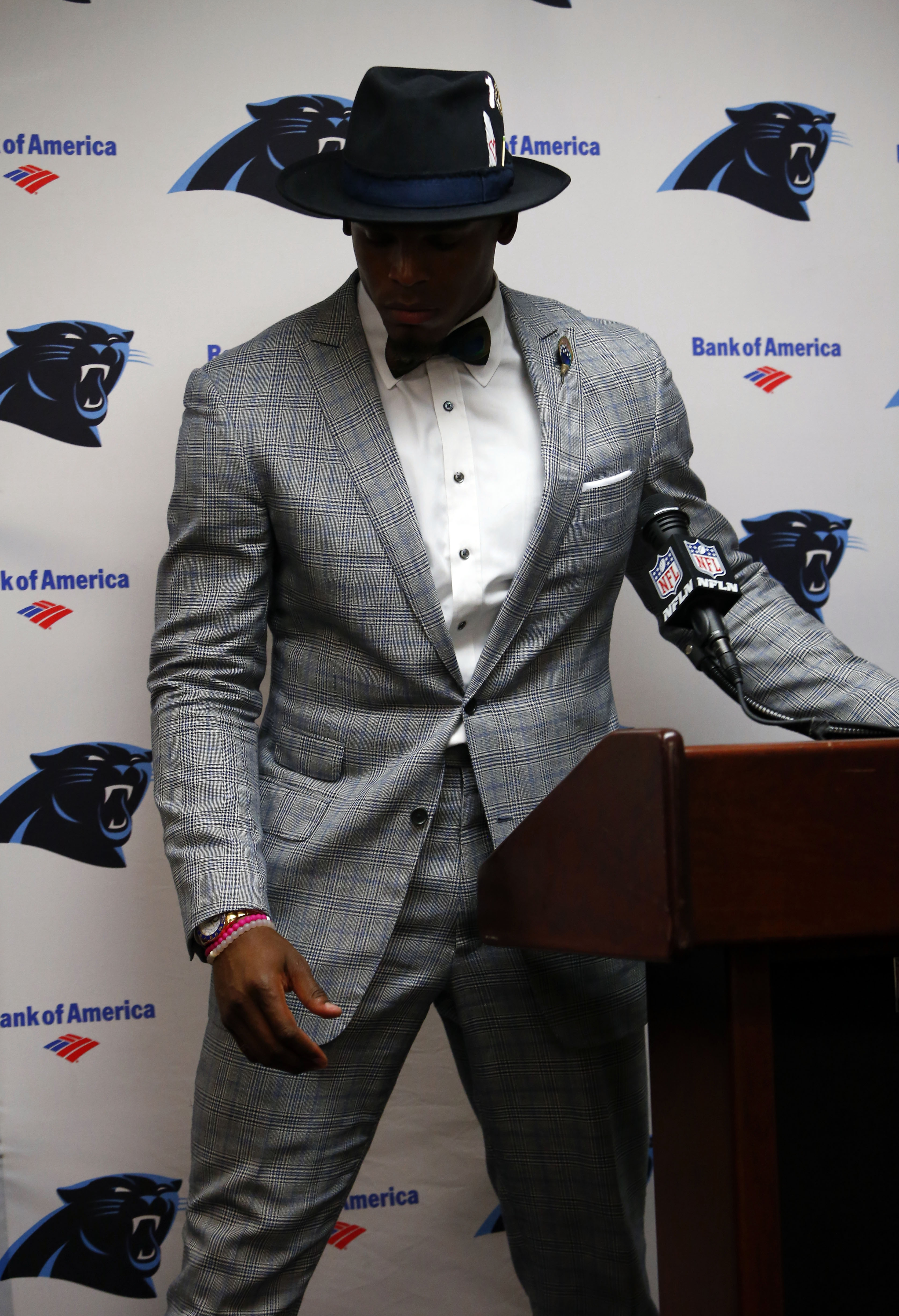 3b852d28 Cam Newton: Style Starchild — The Undefeated