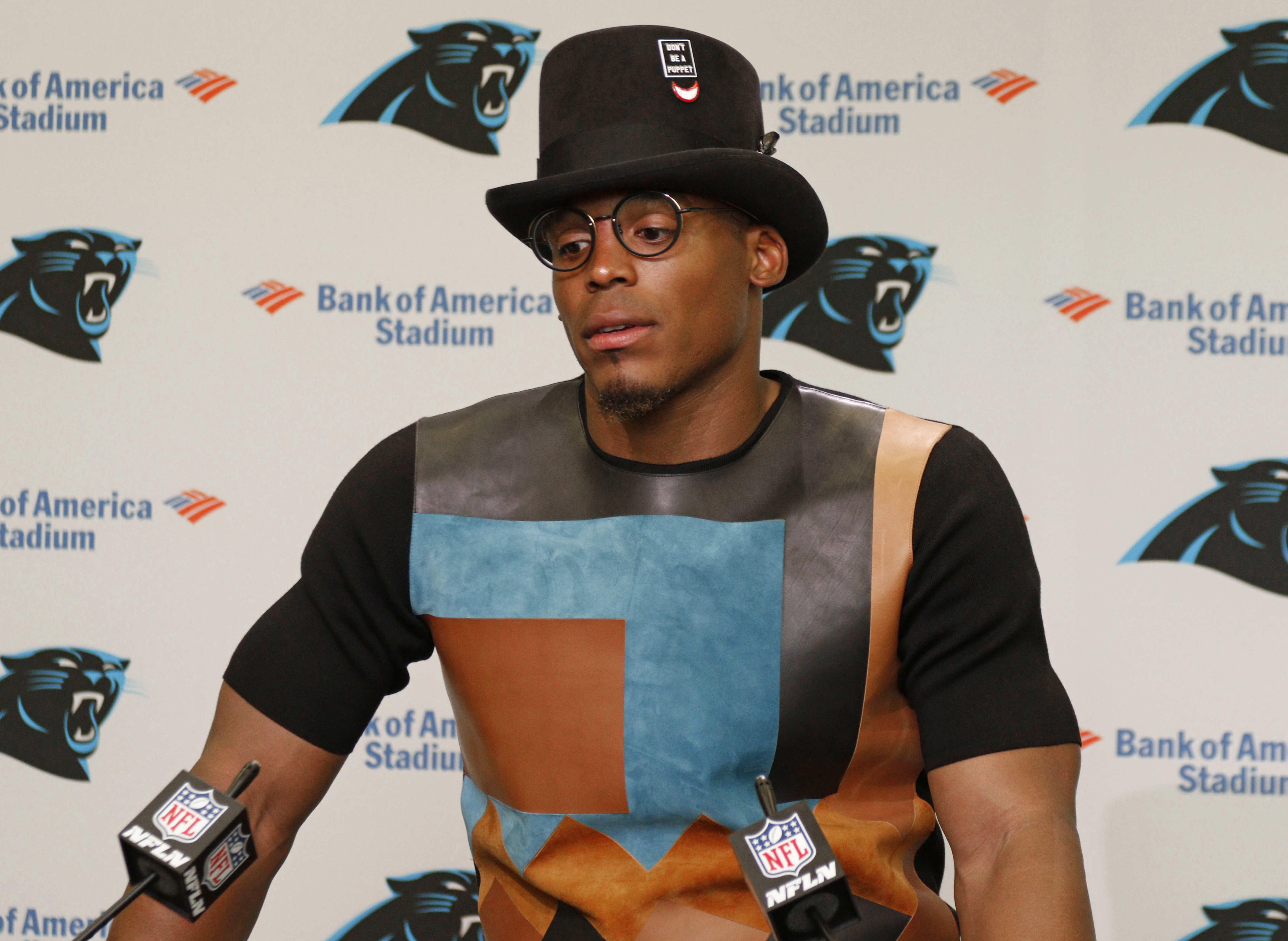 Cam Newton Style Starchild The Undefeated