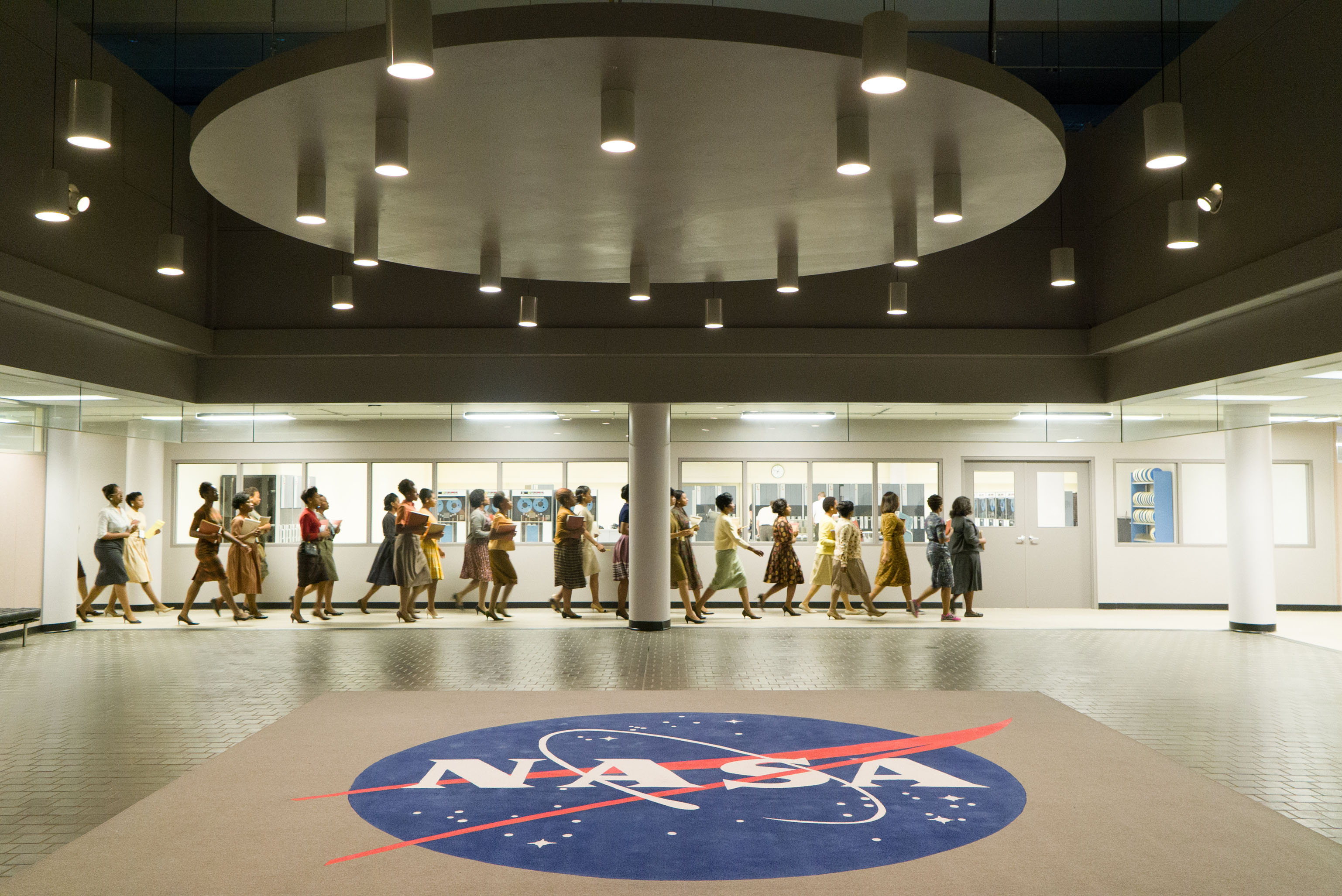 HIDDEN FIGURES is the incredible untold story of brilliant African-American women working at NASA, who served as the brains behind one of the greatest operations in history: the launch of astronaut John Glenn into orbit.