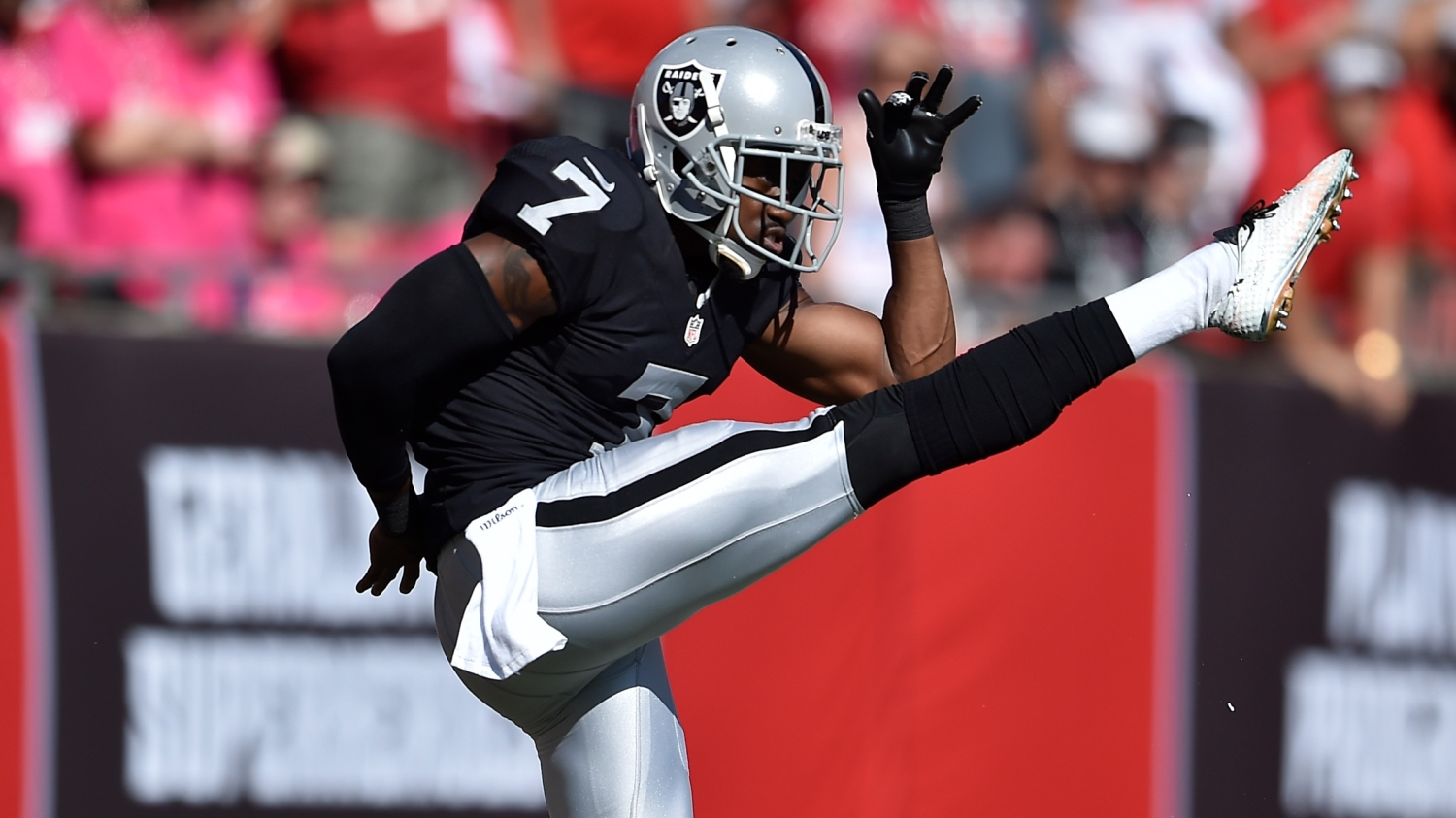 NFL: OCT 30 Raiders at Buccaneers