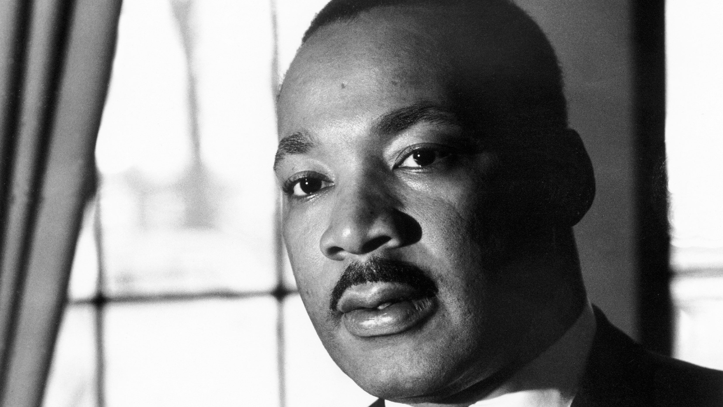 Martin Luther King Jr In Paris