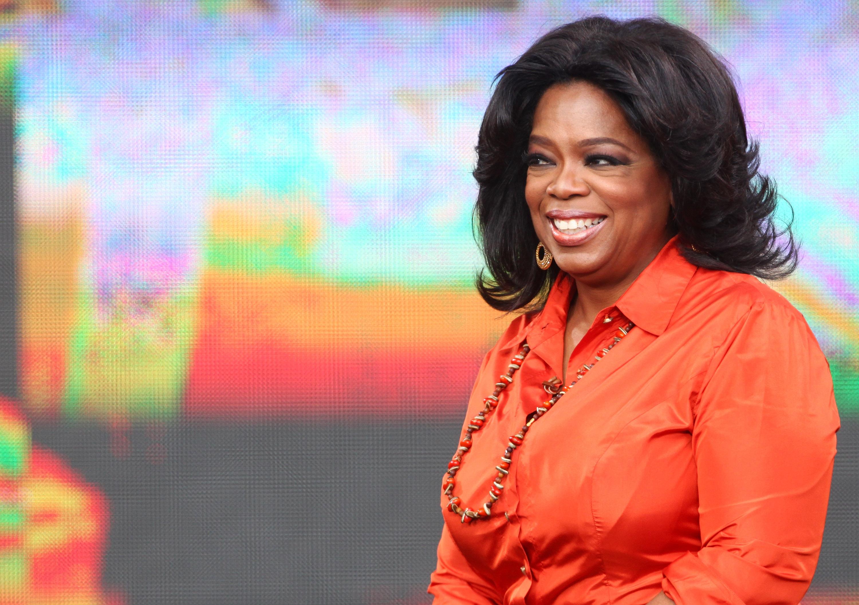 Oprah Winfrey Visits Australia – Day 7
