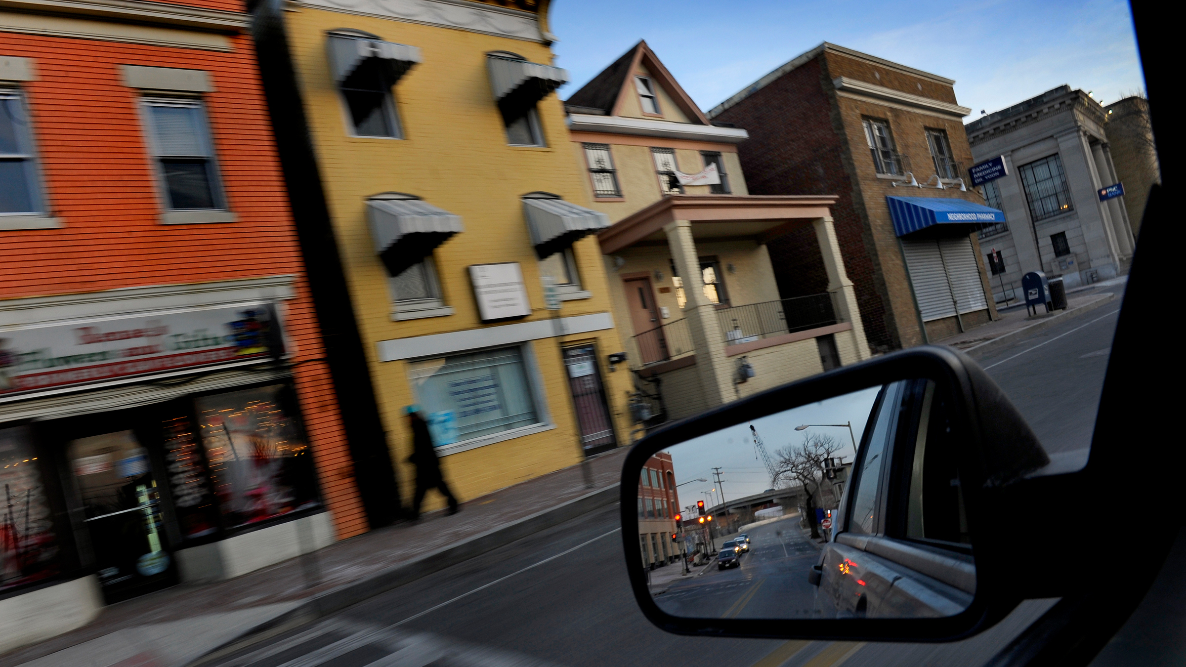A Look at MLK, Jr. Ave. in Southeast Washington, D.C.