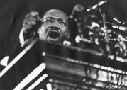 Martin Luther King at Vermont Avenue Baptist Church