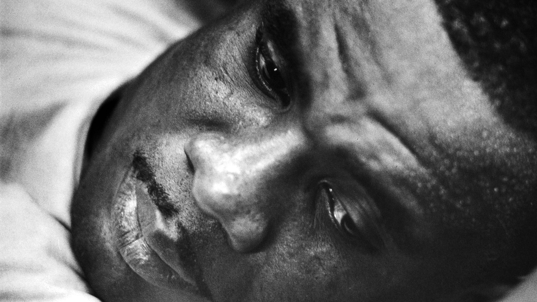 Sonny Liston Portrait