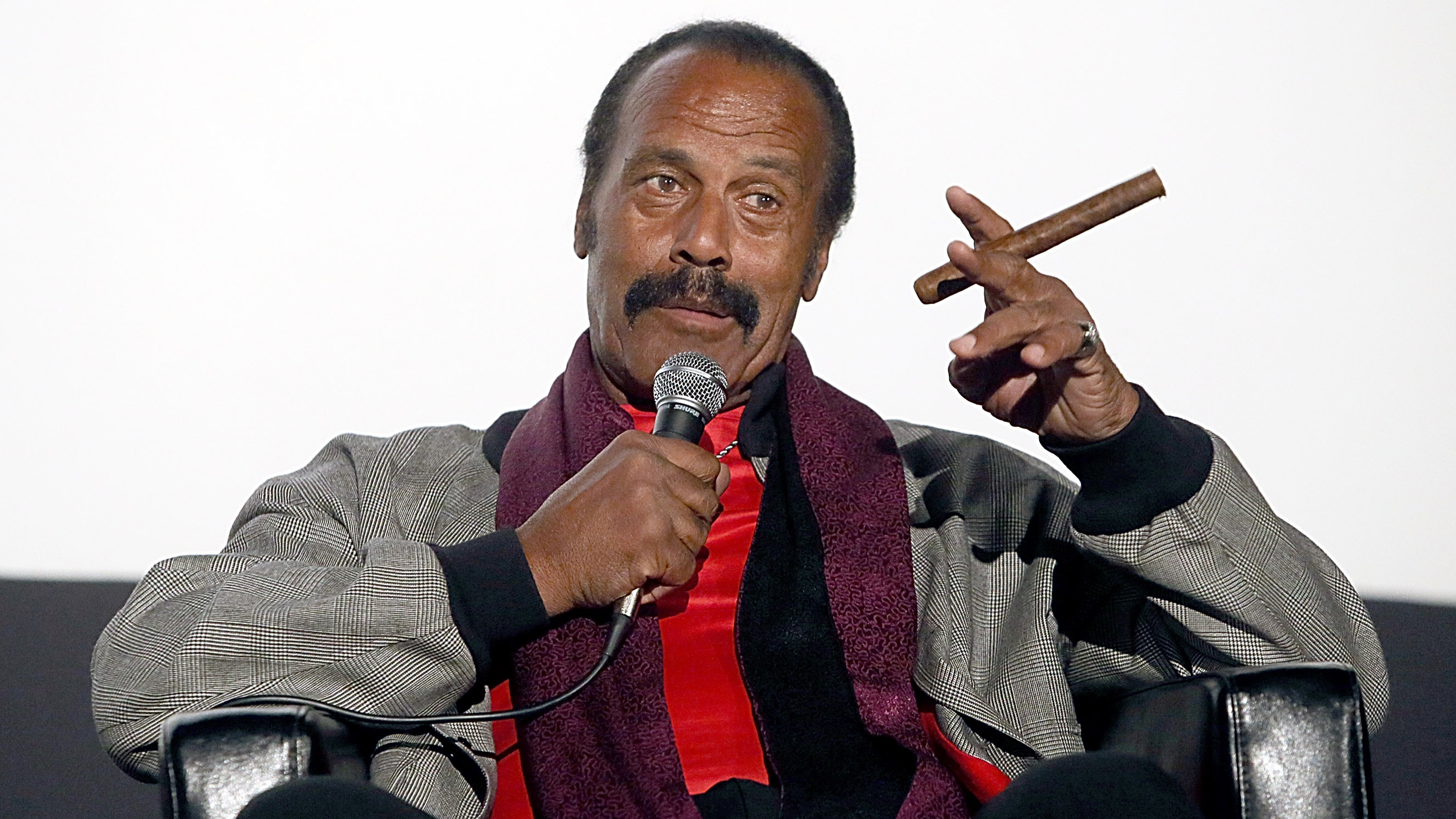 Moviemaker Dialogue With Fred Williamson