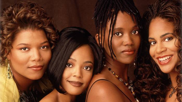 Living Single Reboot Queen Latifah Aims To Bring Joy Nostalgic Fans