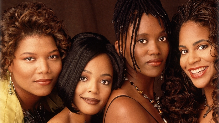Living Single Cast