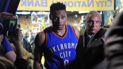 Oklahoma City Thunder v Golden State Warriors – Game Seven