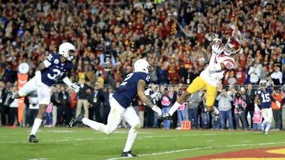 Rose Bowl Game presented by Northwestern Mutual – USC v Penn State