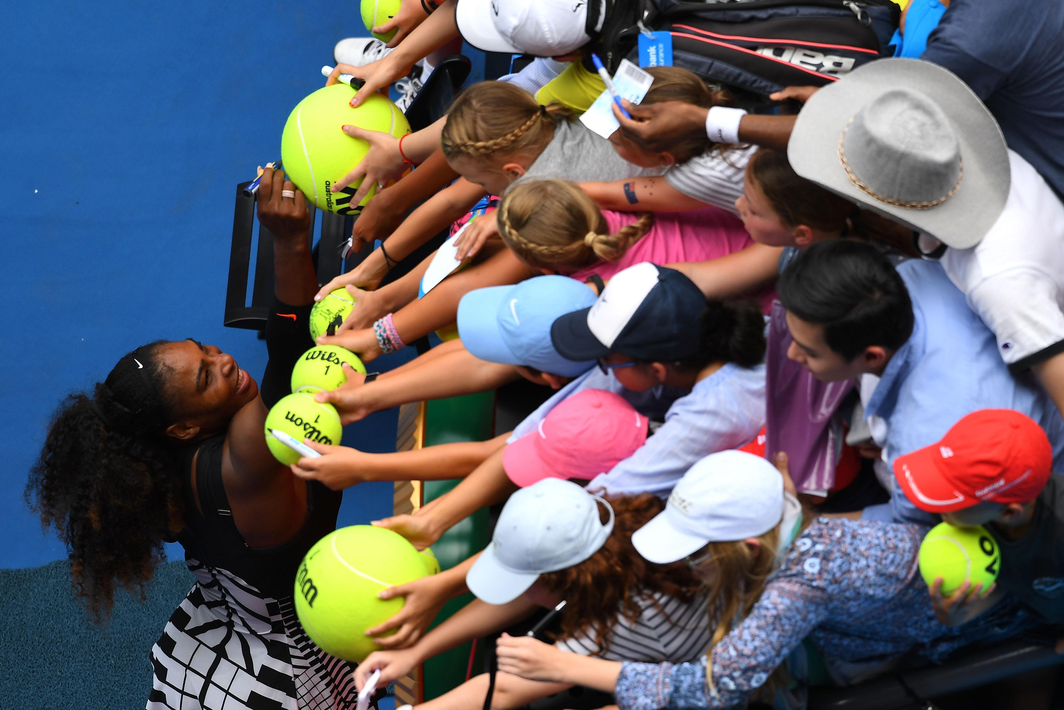 2017 Australian Open – Day 2