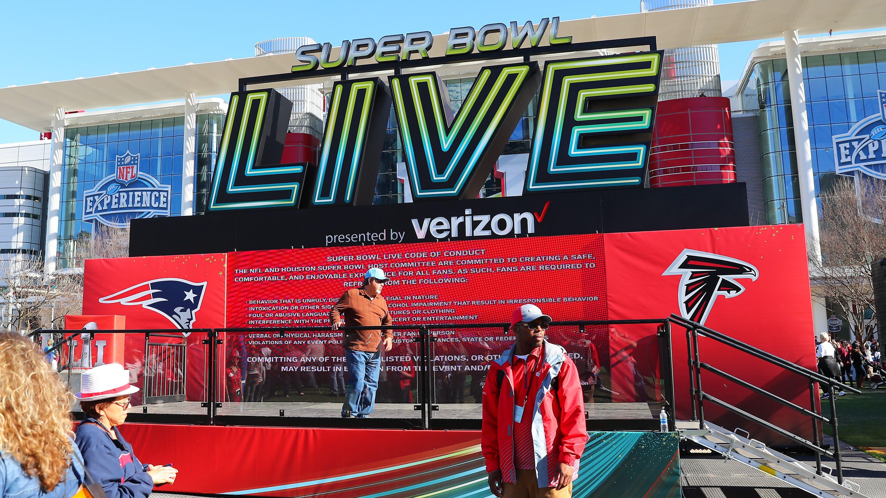 NFL: JAN 29 Super Bowl LI – NFL Experience