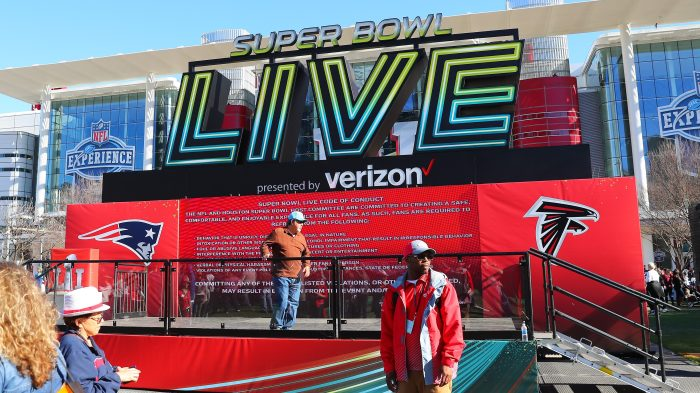 NFL: JAN 29 Super Bowl LI – NFL Experience