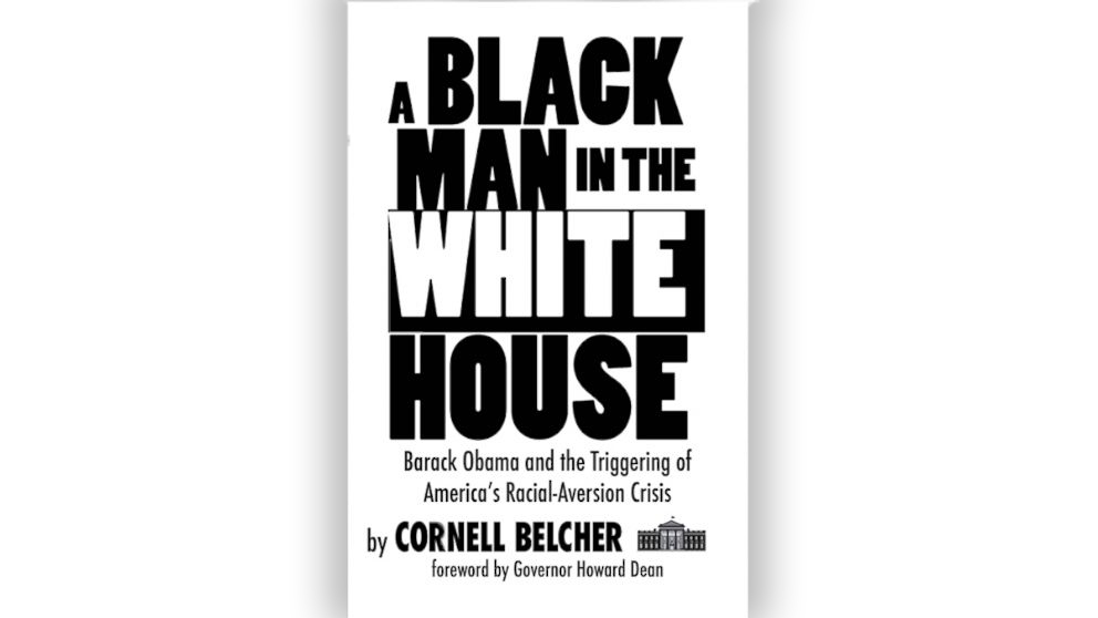 Cornell Belcher opens up about his book 'A Black Man in the White House'