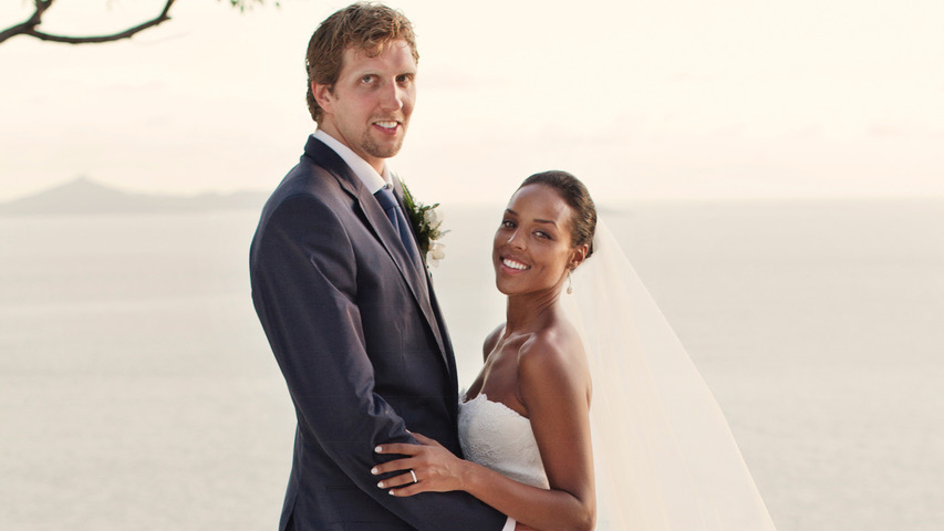 The color of love: Dirk Nowitzki opens up on his interracial