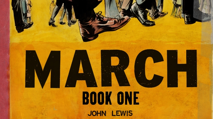 0e4f7bb3193 John Lewis' new nonfiction comic book wins a National Book Award