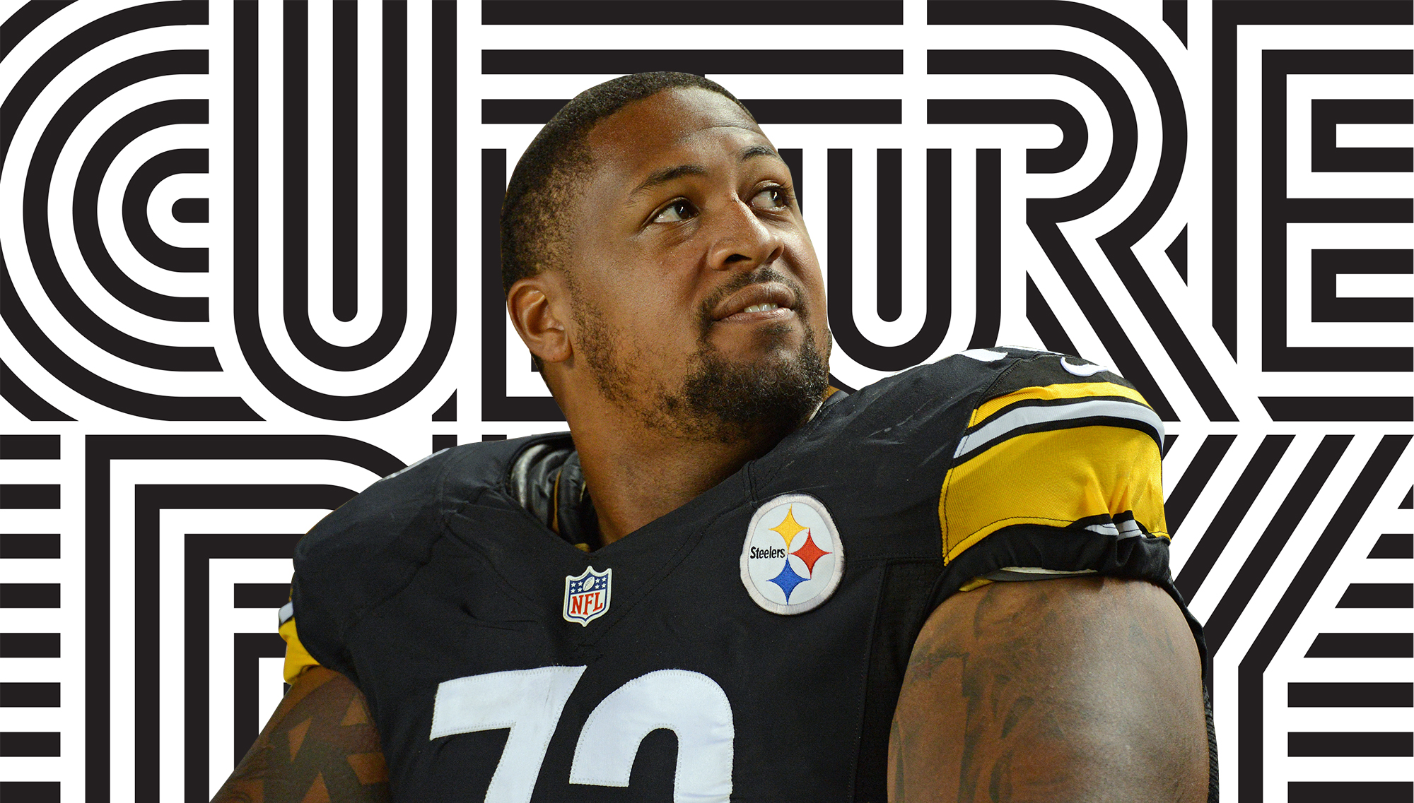 5504519fe343 Ramon Foster talks about his biggest fear for his sons and who should play  him in a movie
