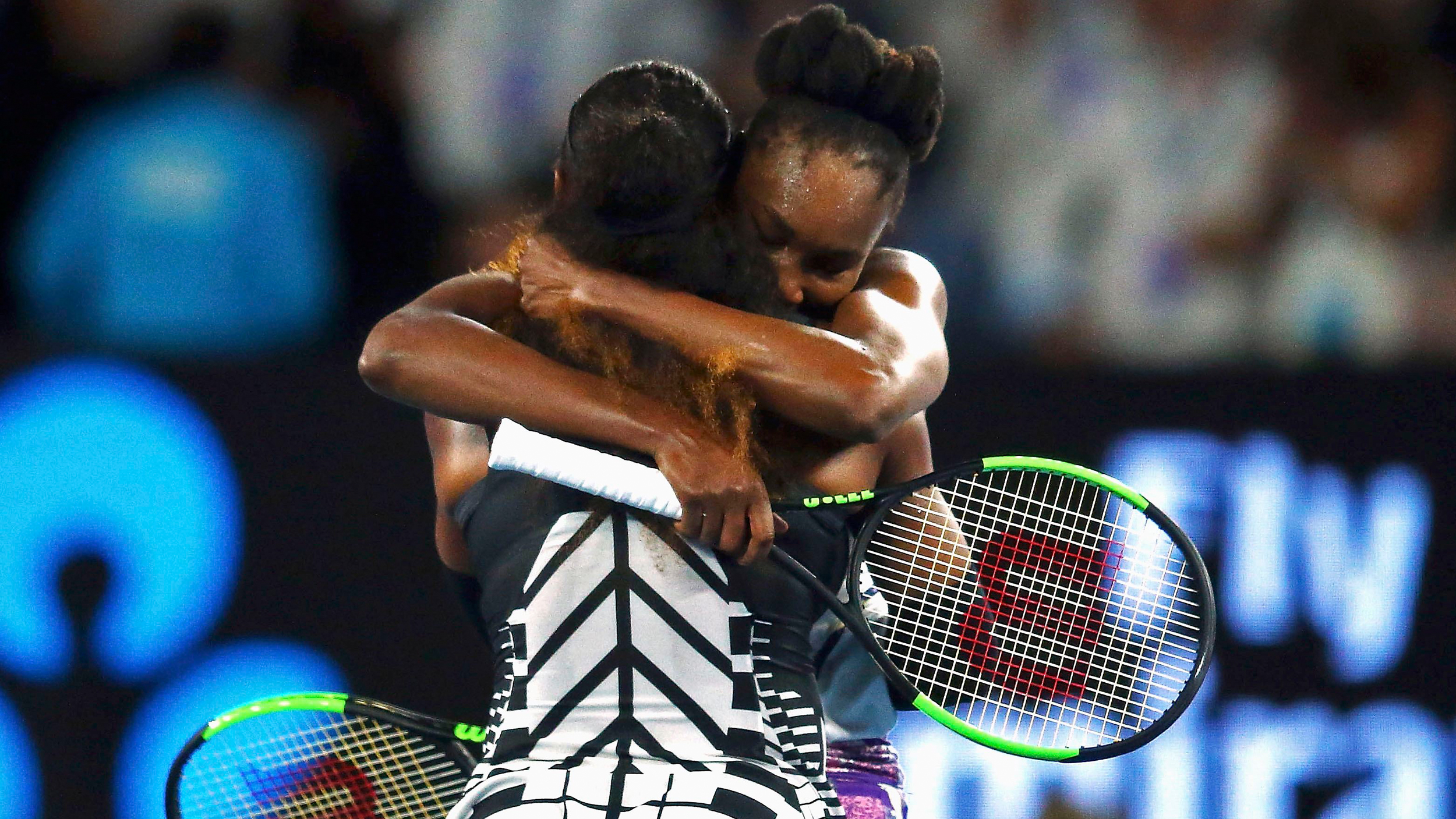 Serena and Venus are the best siblings in sports history