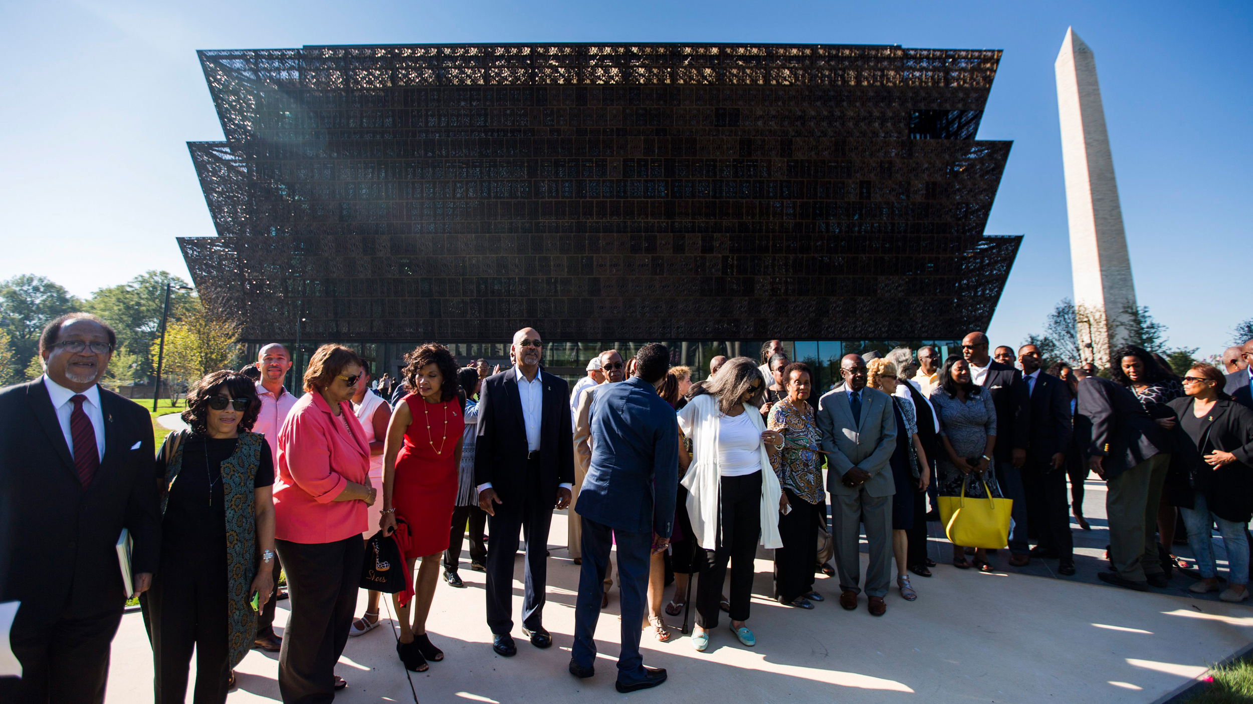 Media Preview at African American History Museum