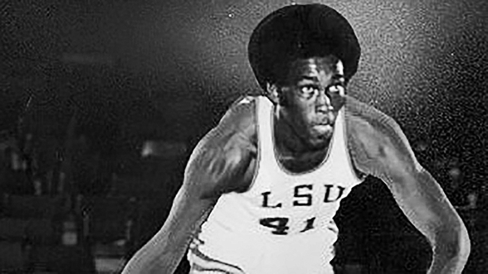 daf30f2865c Inside Collis Temple's historic struggle as LSU's first black basketball  player