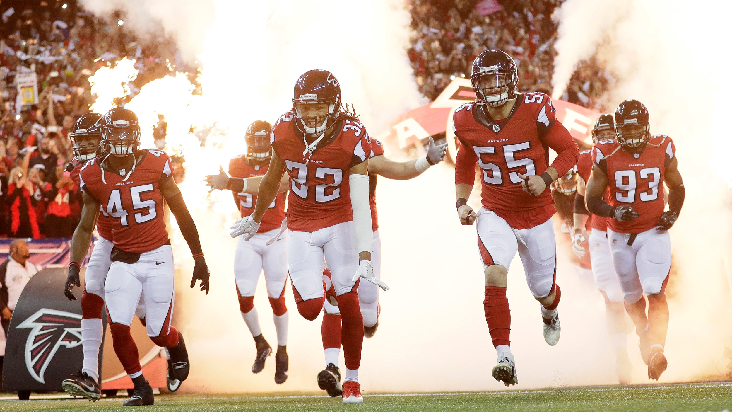 fb56d06c There's never been a better year for the Atlanta Falcons to 'Rise Up'