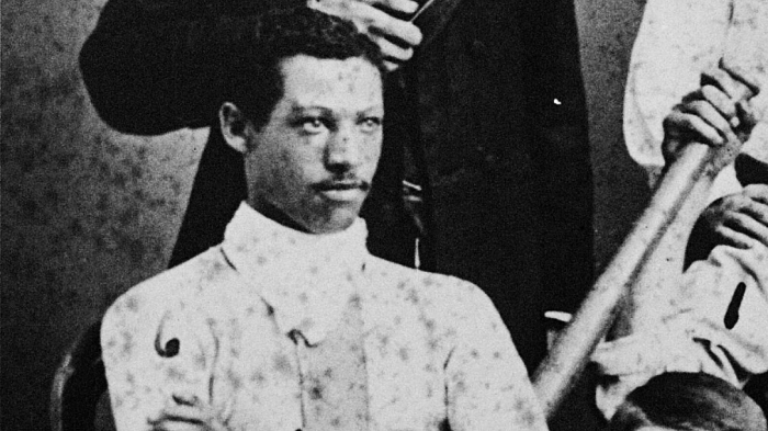 3ecdfd9fb Moses Fleetwood Walker was the first African American to play pro baseball
