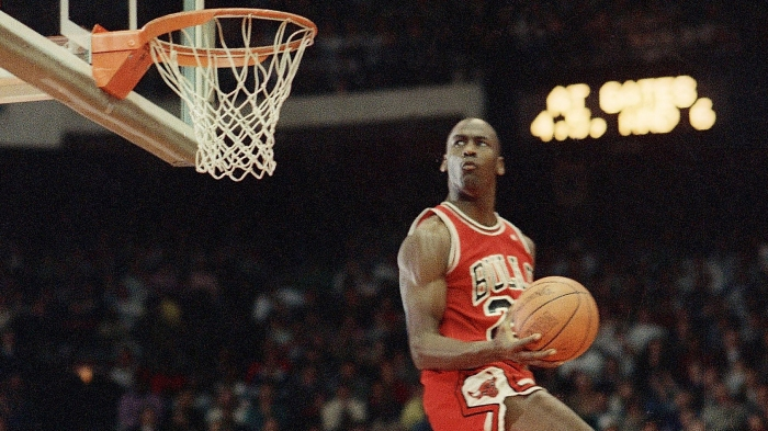 wholesale dealer 8e892 521f1 On this day in black history  Michael Jordan, Jim Brown and Huey P. Newton  are born and more