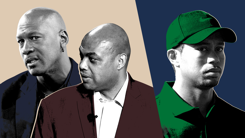 Tiger, Barkley, MJ