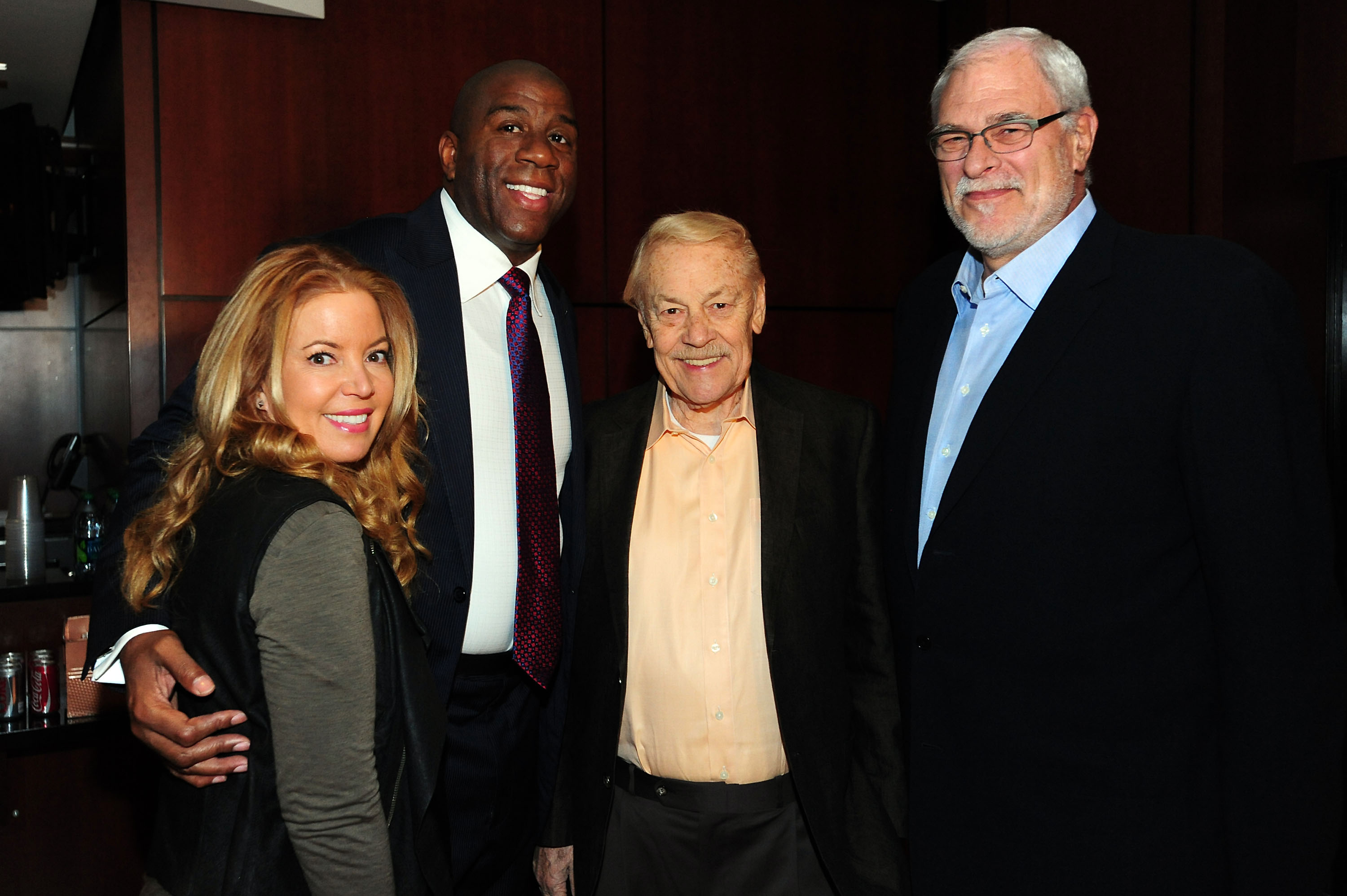 Magic Johnson Foundation Press Conference