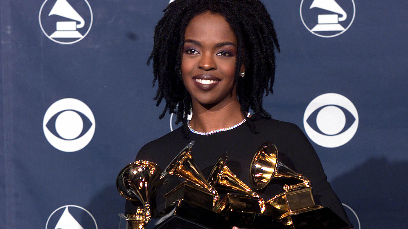41st Annual Grammy Awards – Pressroom