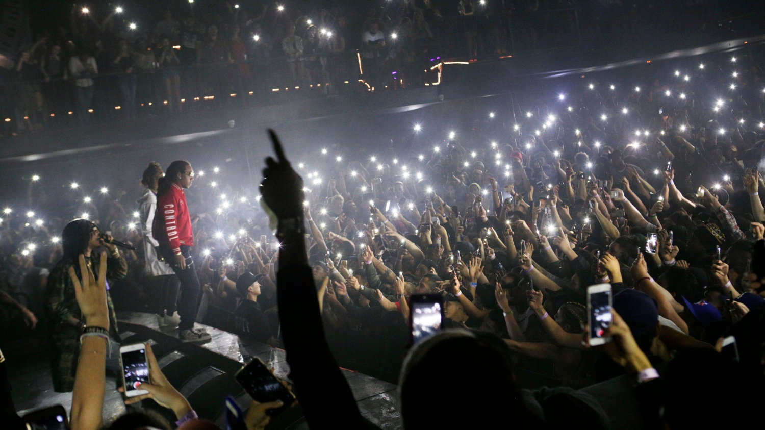 Migos Performs At The Observatory