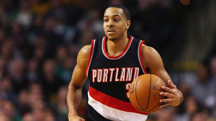Portland s CJ McCollum is a silent assassin on the court and a blooming  journalist off of it 1ca599c54