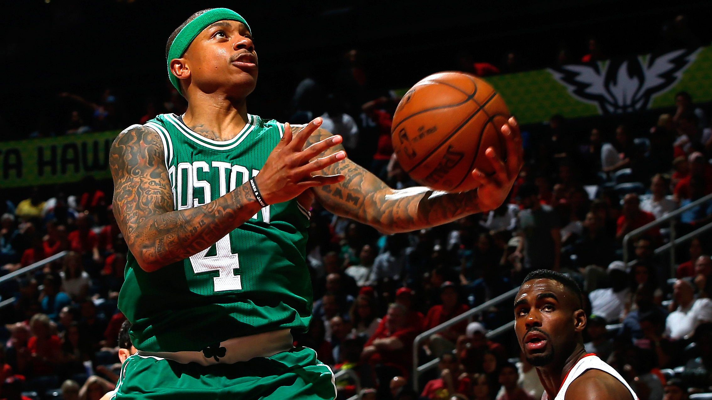 Isaiah Thomas' journey from final draft pick to NBA All-Star — The Undefeated