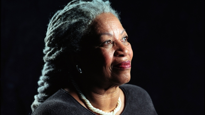 Portrait Session With Toni Morrison