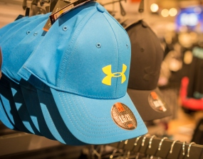 Under Armour sees 22 percent jump in apparel sales