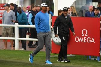 Omega Dubai Desert Classic – Day Two