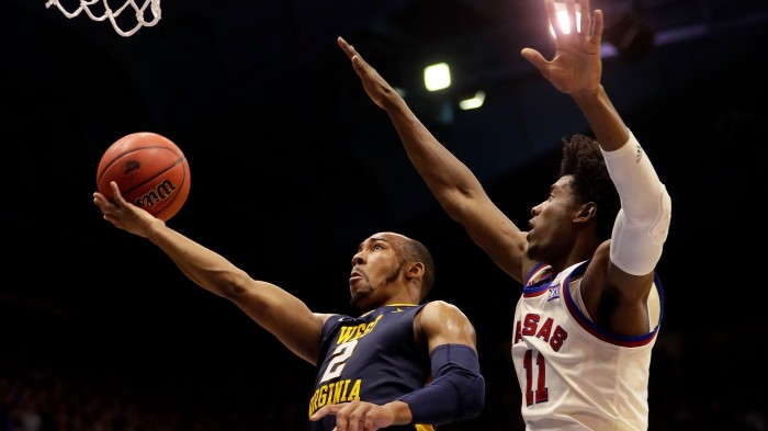 West Virginia v Kansas