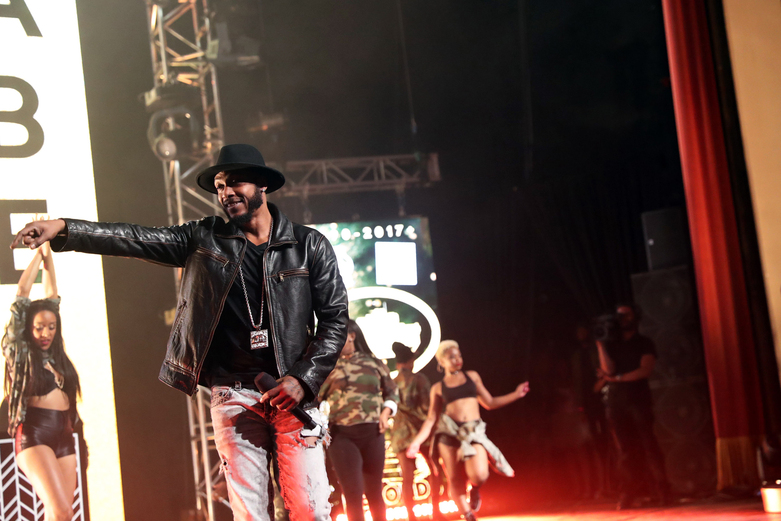 Mystikal performs at the 5th Annual Global Spin Awards at The Orpheum Theatre on February 16, 2017 in New Orleans, Louisiana.