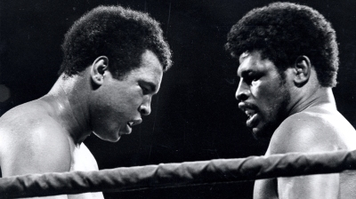Muhammad Ali vs. Leon Spinks