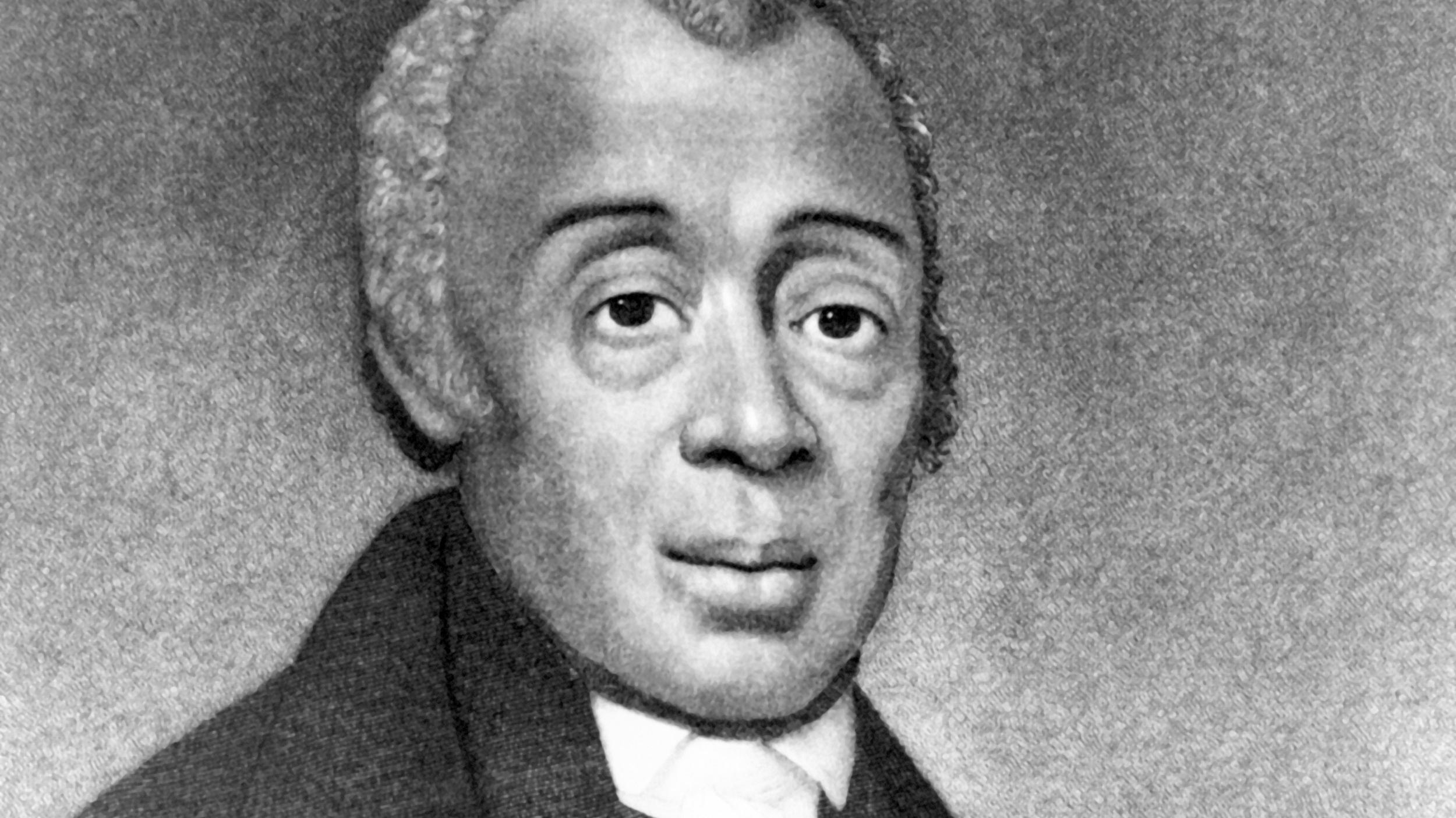 Portrait of Richard Allen