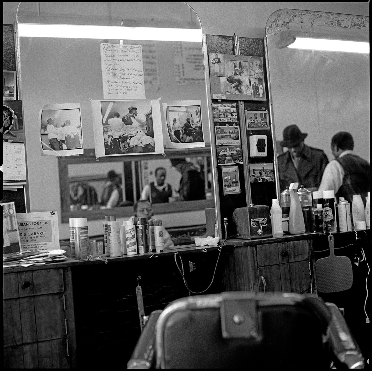 House's Barber Shop Series, 1987-1992 by Jeffrey Henson Scales