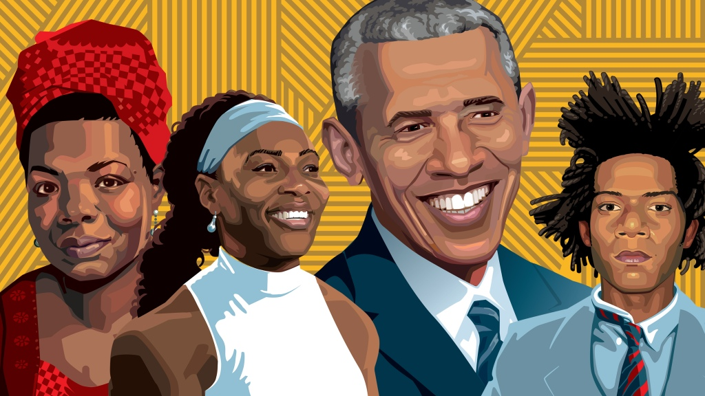 The Undefeated 44 Most Influential Black Americans In History The