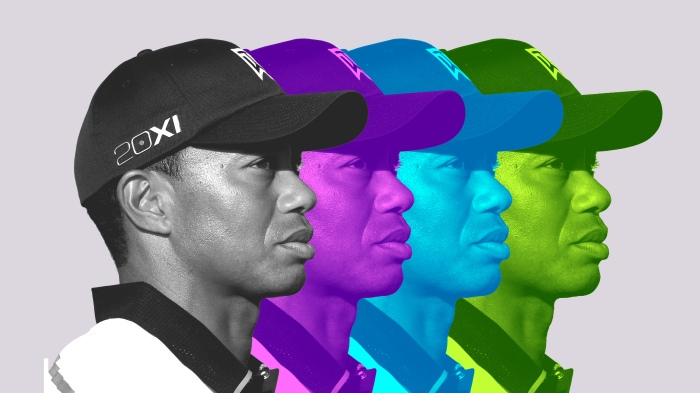 c457e9362 Tiger Woods says he's 'Cablinasian,' but the police only saw black