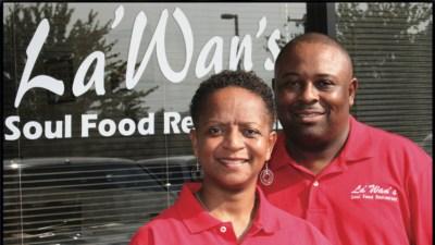 La'Wan's Charlotte food