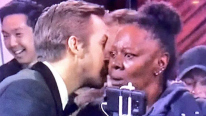 The Ryan Gosling Oscar Meme Was The Whisper Heard Round The World