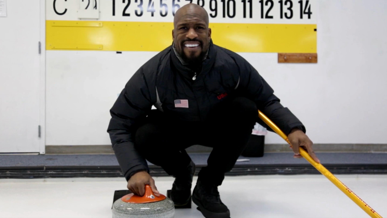 Vernon Davis Curling