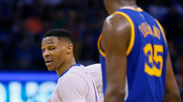 Russell Westbrook,Kevin Durant