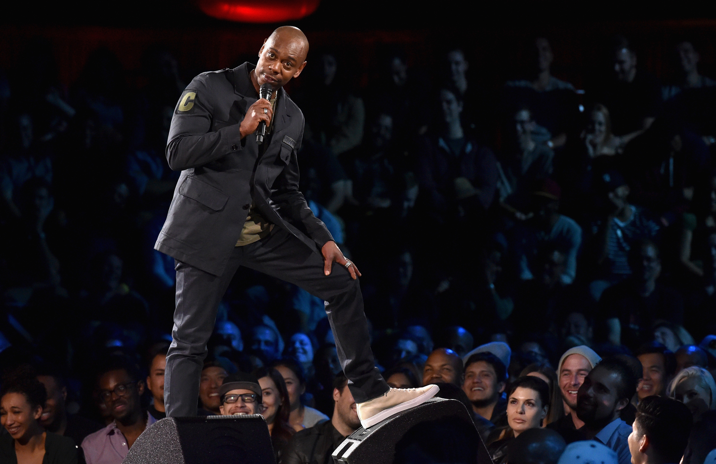dave chappelle s intimate new netflix specials are brilliant https theundefeated com features dave chappelle netflix specials