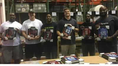 Fanatics Class of 2017 NFLPA externship program.